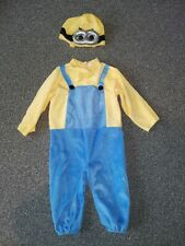 Rubies Dave Minion Dress Up. Fancy Dress. Despicable Me. 18-24 Months