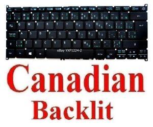 Keyboard for Acer Swift 3 SF314-52 SF314-52-52V8 SF314-52-53AX SF314-52-58TX CA