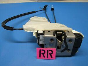 16 17 18 FIAT 500 X MODEL RIGHT REAR DOOR LOCK LATCH ACTUATOR OEM 500x 4 DOOR