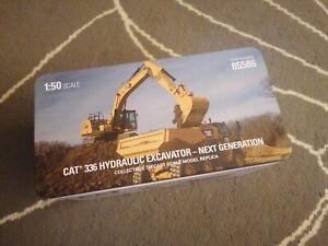 Diecast Masters - Caterpillar 336 Next Generation Excavator - 85586 - 1/50