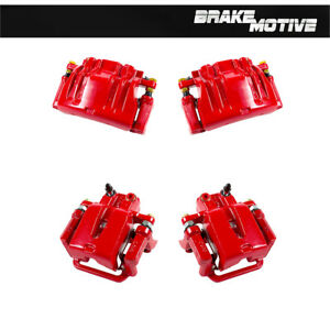 Front And Rear Brake Calipers For Chrysler 300 Dodge Challenger Charger Magnum