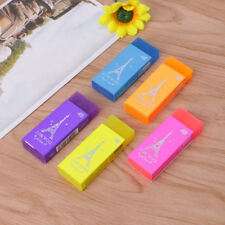 Jelly Color Square Eraser Cartoon Rubber Easy Clean Prizes Gifts For Kids School