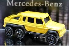 2018 Matchbox Mercedes-Benz Series G63 AMG 6X6