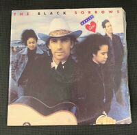 THE BLACK SORROWS - HARLEY AND ROSE - DOUBLE GATEFOLD VINYL LP ALBUM GOOD++ RARE