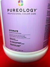 Pureology Hydrate Shampoo 128 oz / Gallon Free Shipping