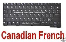 Dell Latitude 2100 2110 2120 Keyboard 0R5V03 ZM2 V115646AK1 Canadian French CF