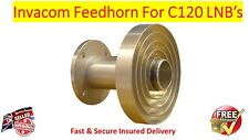 Original Invacom C120 ADF-120 Adjustable Feedhorn