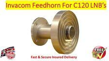 Original INVACOM C120 ADF-120 réglable cornet pour C120 LNB