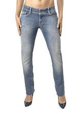 GUESS Jeans donna starlet-skinny due tasche con bottone sul retro in PROMOZIONE