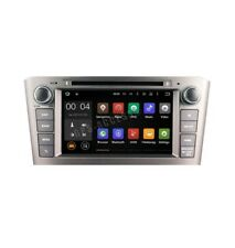 Autoradio GPS Android 7.1   ; Toyota Avensis de 2003 à 11/2008