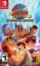 Street Fighter 30th Anniversary Collection [Nintendo Switch Arcade Fighter] NEW