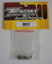 Team Tekin 2.5mm x 5mm Mini Motor Screws x4 for Mini Rage Motors - 3080