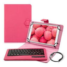 "Kwmobile bolso para 9,7-10,1"" Tableta Teclado Bluetooth Keyboard piel sintética"