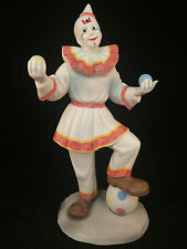 "Circus World Museum from Flambro Clown Figurine ""Neat"" 8-1/4"" Tall"