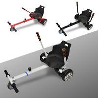 """Go Kart Car Adjustable Holder Seat for 6.5"""" 8""""10"""" Self Balance Balancing Scooter"""