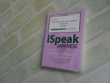 I Speak Japanese -The Ultimate Audio+ Visual Phrase-book for Your iPod,