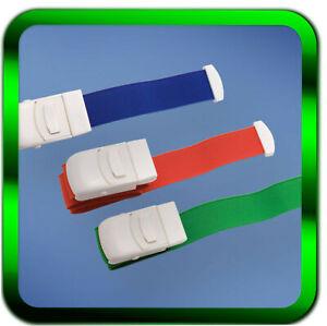 Venenstauer Latexfrei Elastikband Einhandbedienung 40 cm Band ASIDBONZ ►Händler◄