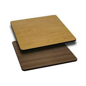 Flash Furniture  Pub Tables - XU-WNT-3636-GG