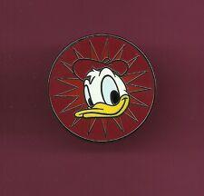 Donald Duck Head Sun Burst Splendid Disney Pin Magical Mystery Series