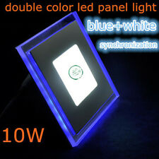 10W LED Square Panel Light Ceiling POP Down Indoor Light LED 3D Effect Lighting