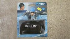 Intex Silicon Swim Cap - Black - #55991 - New! (C 3)