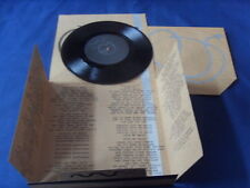 Metal Vinyl-Schallplatten mit 45 U/min