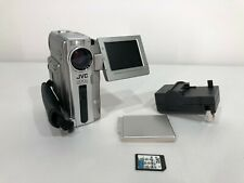 RARE Vtg JVC GR-DVM75U Digital Video Camera Camcorder Mini DV Handheld Retro