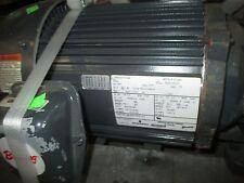 US MOTOR 5 HP E194 MOTOR MODULE 230 460 V 1750 RPM TEFC UTP