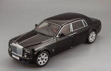 Kyosho Rolls Royce Phantom Extended Wheelbase Diamond Black 1:18*New*Last One!