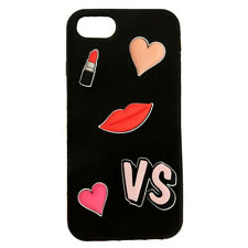 NEW Genuine VICTORIA'S SECRET Silicone Phone Case Cover Skin Fits iPhone 6/7/8