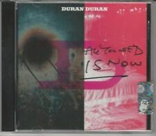 CD DURAN DURAN : ALL YOU NEED IS NOW  2011 NUOVO NON INCELOFANATO