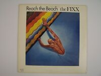 The Fixx – Reach The Beach Vinyl LP Record Album MCA-5419