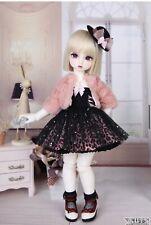 1/4 Bjd Msd/Luts Bdf/ Holiday Child dress - Luts Bdf Mink One-piece Set