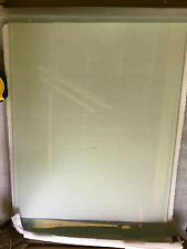 4 New Glass Table Tops/ Glass shelf, Toughened, Size 21 7/8 x 15 7/8 inches.