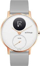 Withings Steel Hr - Heart Rate and Activity Connected Smart Watch