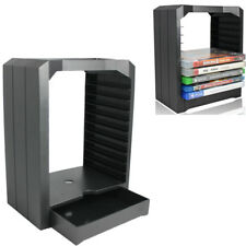 Universal Games Disc Storage Tower 10 games CD holder for Xbox One PS4 Slim Pro