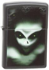 SCARY ALIEN  ZIPPO LIGHTER 28863 Genuine 100% UK NEW BOXED