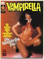 VAMPIRELLA #74 VF/NM, Barbara Leigh Photo-c. Warren Comics Magazine 1978