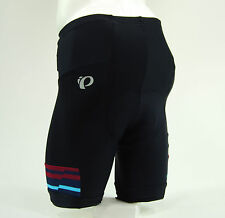 Pearl Izumi 2017 Elite Escape Bike Cycling Shorts Black/Blue Mist, Small