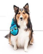 Kyjen 2436 Invincibles Plush Snake Stuffingless Durable 12 Squeaker Dog Toys