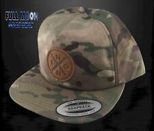 New Nixon Beachside Camo Mens Snapback Cap Hat