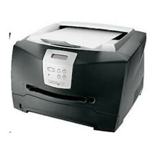 Lexmark E342N Laser Printer Only 38,215 pages with toner! 28S0600