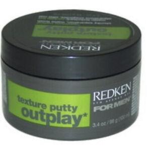 Redken For Men Outplay Texture 3.4OZ