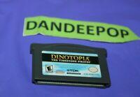 Nintendo Game Boy Advance Dinotopia The Timestone Pirates Video Game