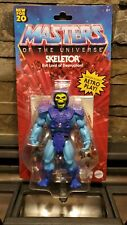 New 2020 Masters of the Universe Origins Walmart Skeletor Motu