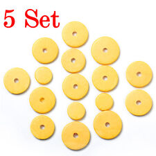 5set 80pcs Flute pads great material tone for Yamaha Flute parts replacement