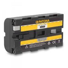 Auténtica Batería NP-F970 Para Sony AX2000 FX1000 FX7 HD1000U F960 Li-Ion Camcorde