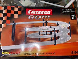 Carrera GO!!! 61642 3d support  Set for 1/43 slot car track,