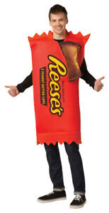 Reeses Peanut Butter Cup  Costume Adult