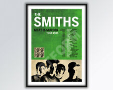 More details for the smiths reimagined 1985 uk tour a3 poster